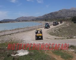 Off-road in Crete